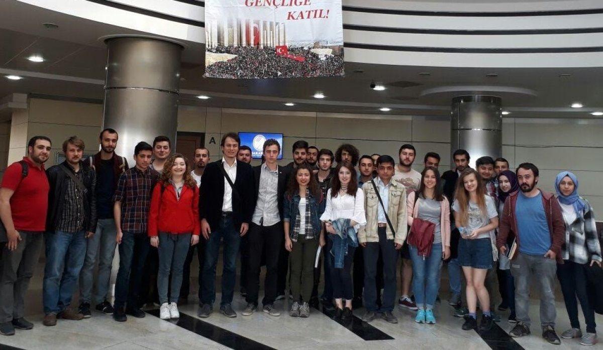 Saü Adt'den Atatürk ve Milli Birlik Konferansı