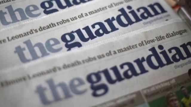 the guardian ABD-PKK işbirliğini yazdı