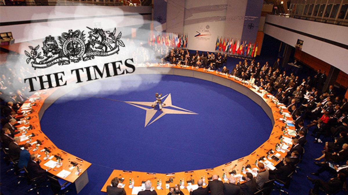 Times NATO'yu müdahaleye çağırdı!
