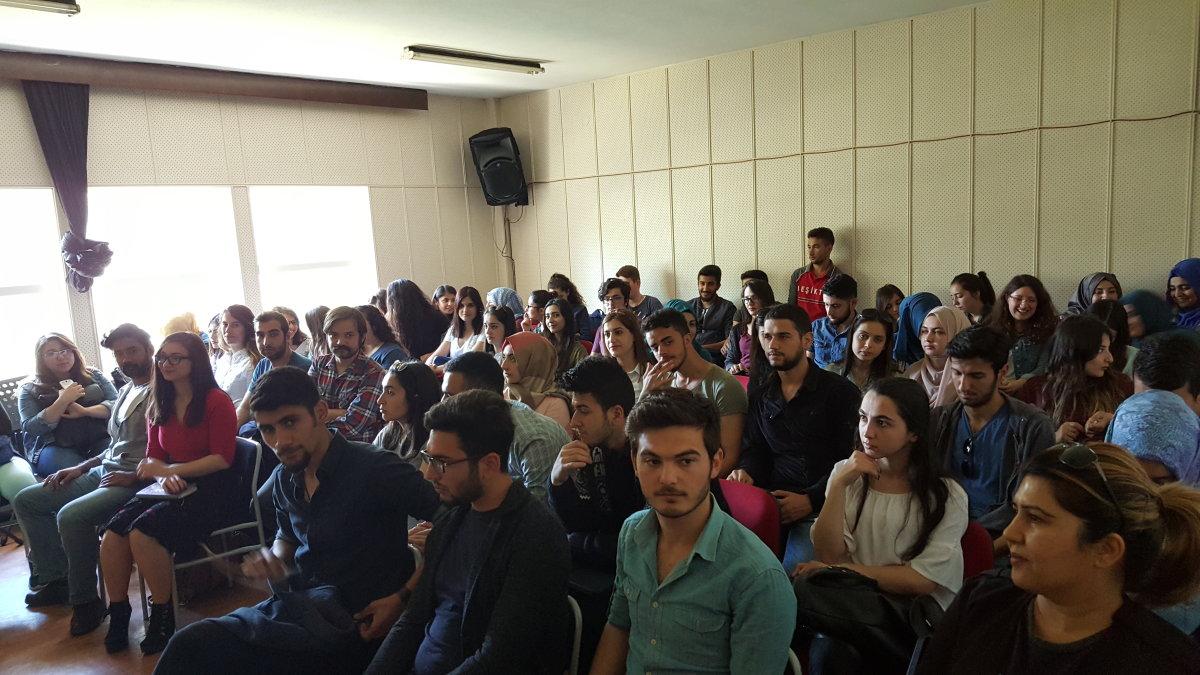 Çukurova Üniversitesi'nde Genç Eğitimciler rüzgarı