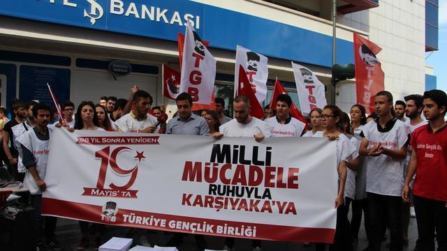 TGB İzmir'den 19 Mayıs çağrısı!