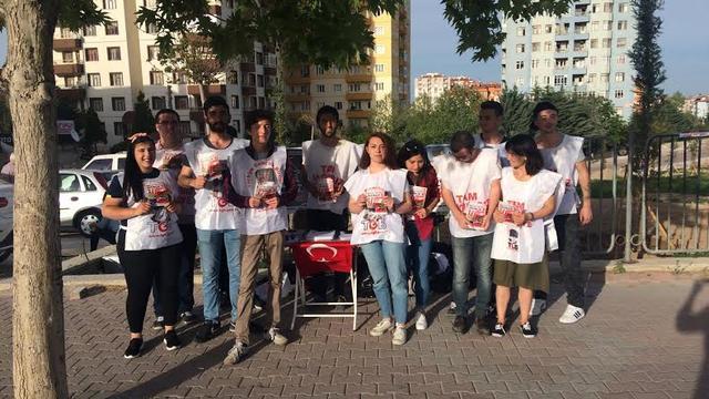 TGB Konya: Eşkıya Yatağı İncirlik'e El Konsun!