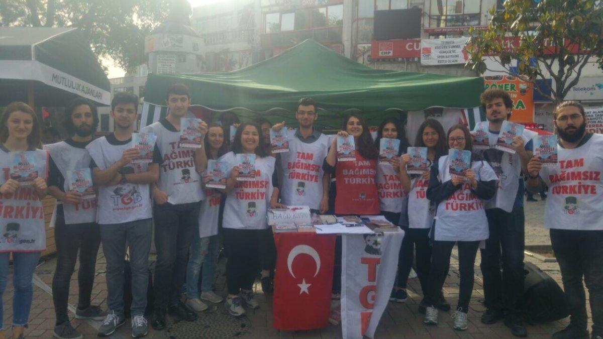 TGB İstanbul 19 Mayıs'ı örgütlüyor!