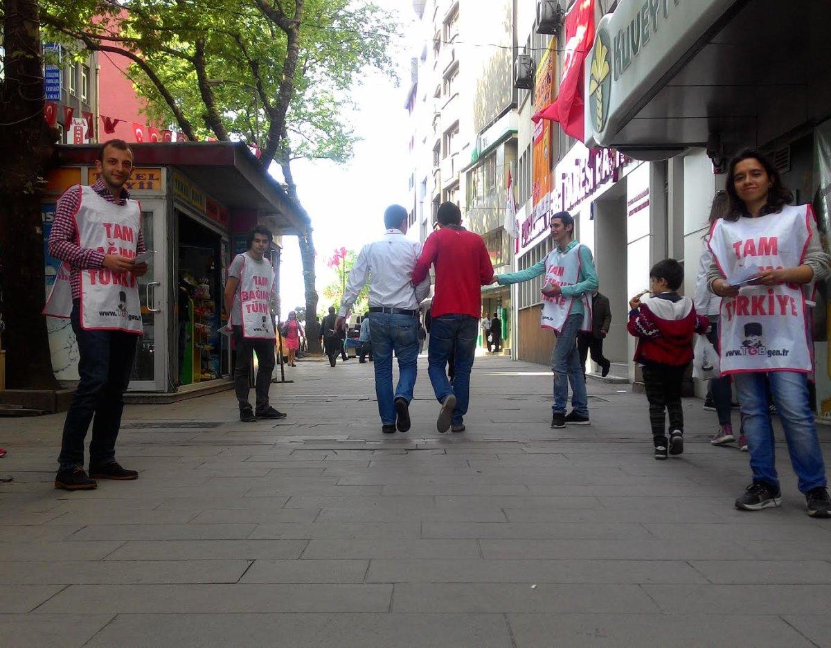 TGB Zonguldak 19 Mayıs'ı ilmek ilmek örüyor!