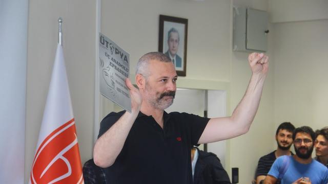 """Hacettepe Üniversitesi öğrencileri """"Tiyatro ve Aydınlanma"""" etkinliğinde buluştu"""