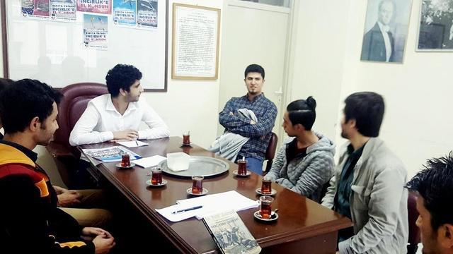 TGB Kahramanmaraş İl Yönetim Kurulu Toplantısı'nı gerçekleştirdi