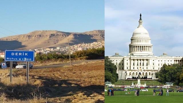 Derik Mi Büyük, Washington mu?