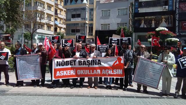 TGB'den uyarı: PKK ile aynı safa düşmeyin!