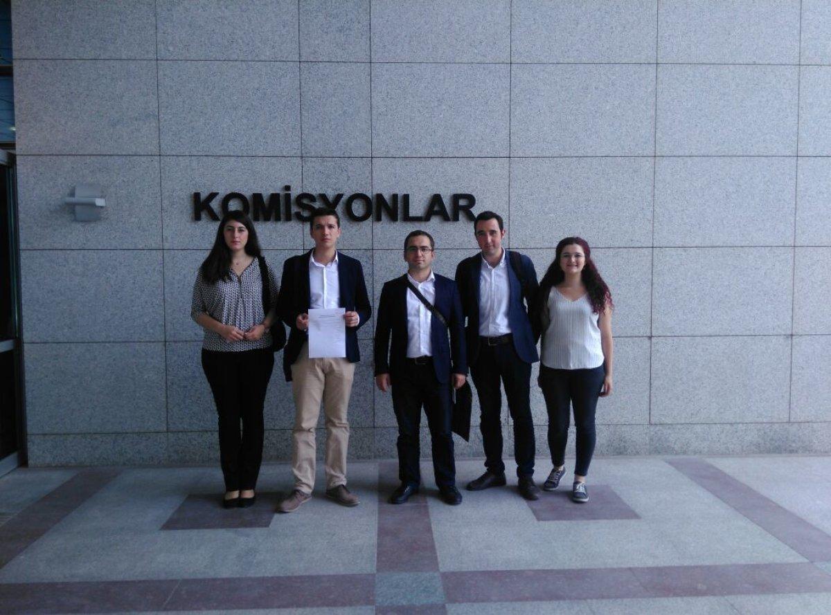 81 İlden Vatandaşlarımızın Ortak Talebini Meclise Taşıdık
