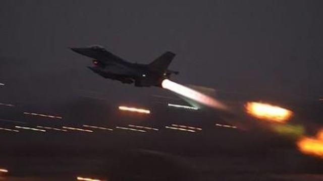 ABD, Suriye ordusuna ait savaş uçağını düşürdü!