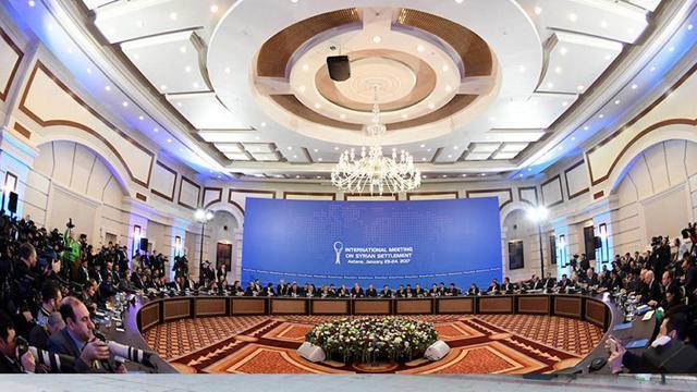 Astana'da gündem 'çatışmasızlık bölgeleri'