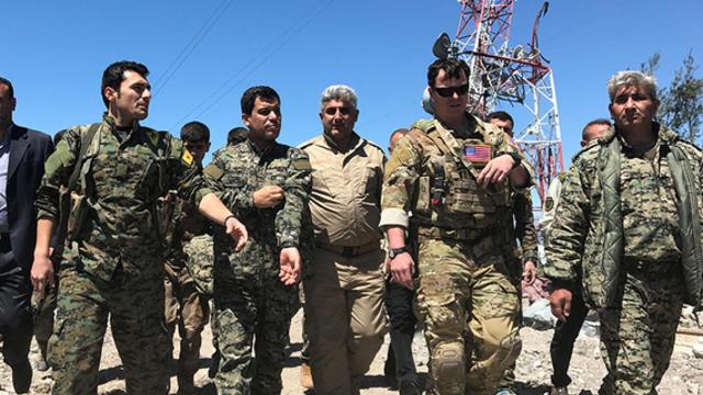 ABD silahları PKK'ya gidiyor!