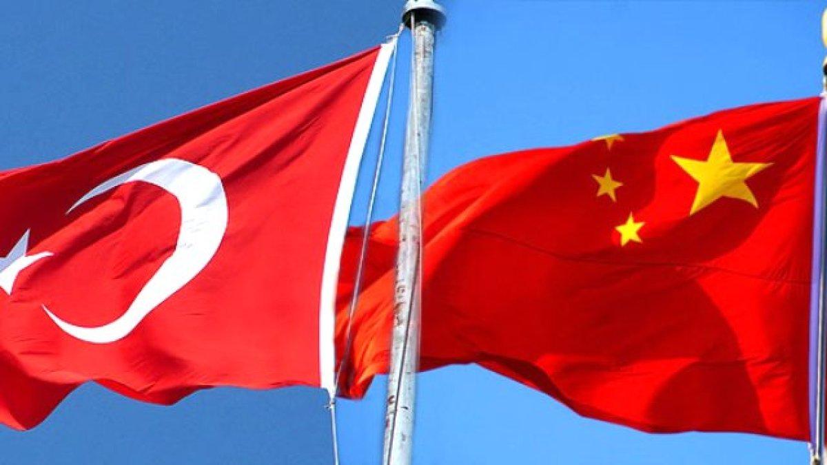 Türkiye ve Çin arasında üst düzey askeri toplantı
