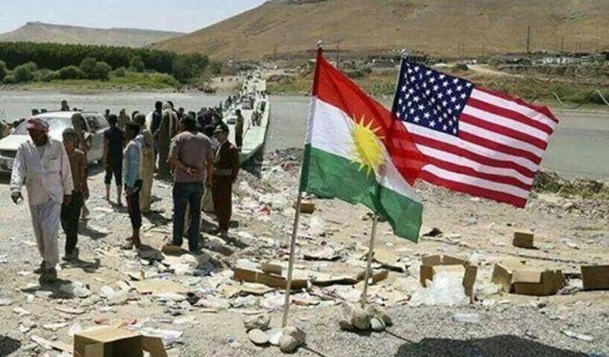 ABD'den PKK/PYD'ye bir haftada 180 TIR silah
