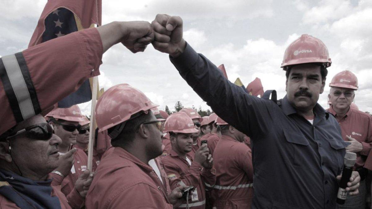 'Venezuela halkı demokrasi dersi verdi'