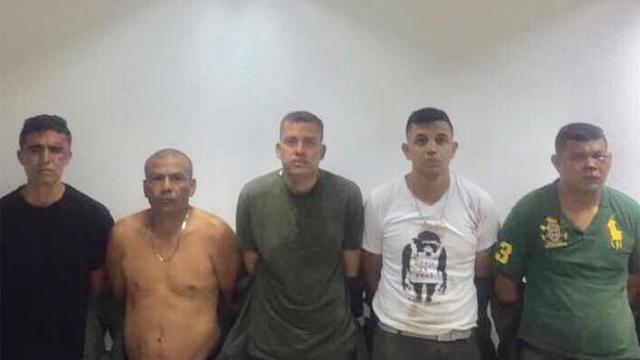 Venezuela'da terör saldırısı