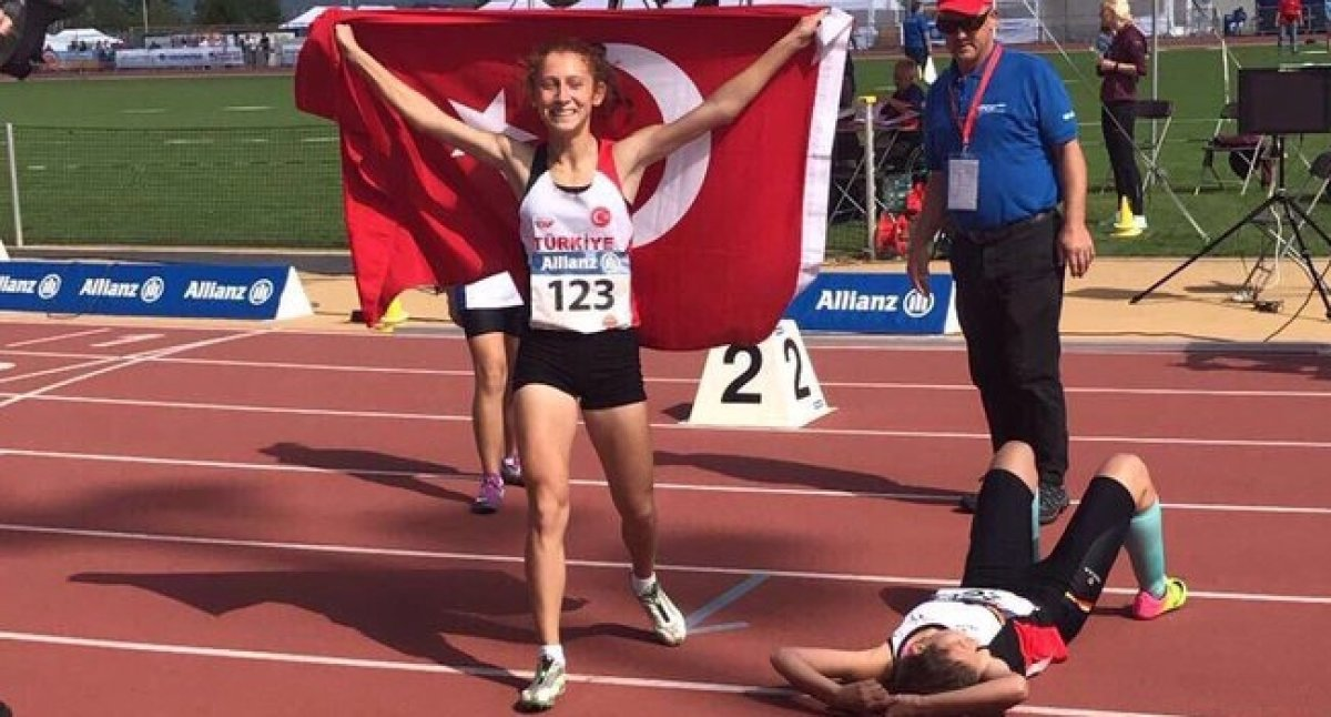 Muhsine Gezer Dünya Şampiyonu oldu