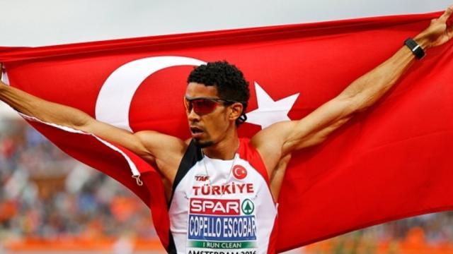 Dünya Atletizm Şampiyonası'nda gümüş madalya!