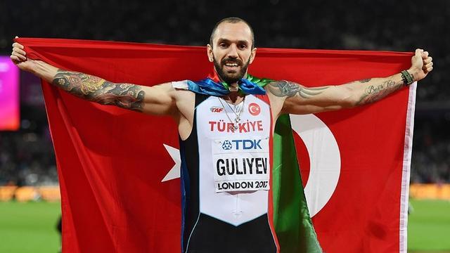 Ramil Guliyev Dünya Şampiyonu oldu!