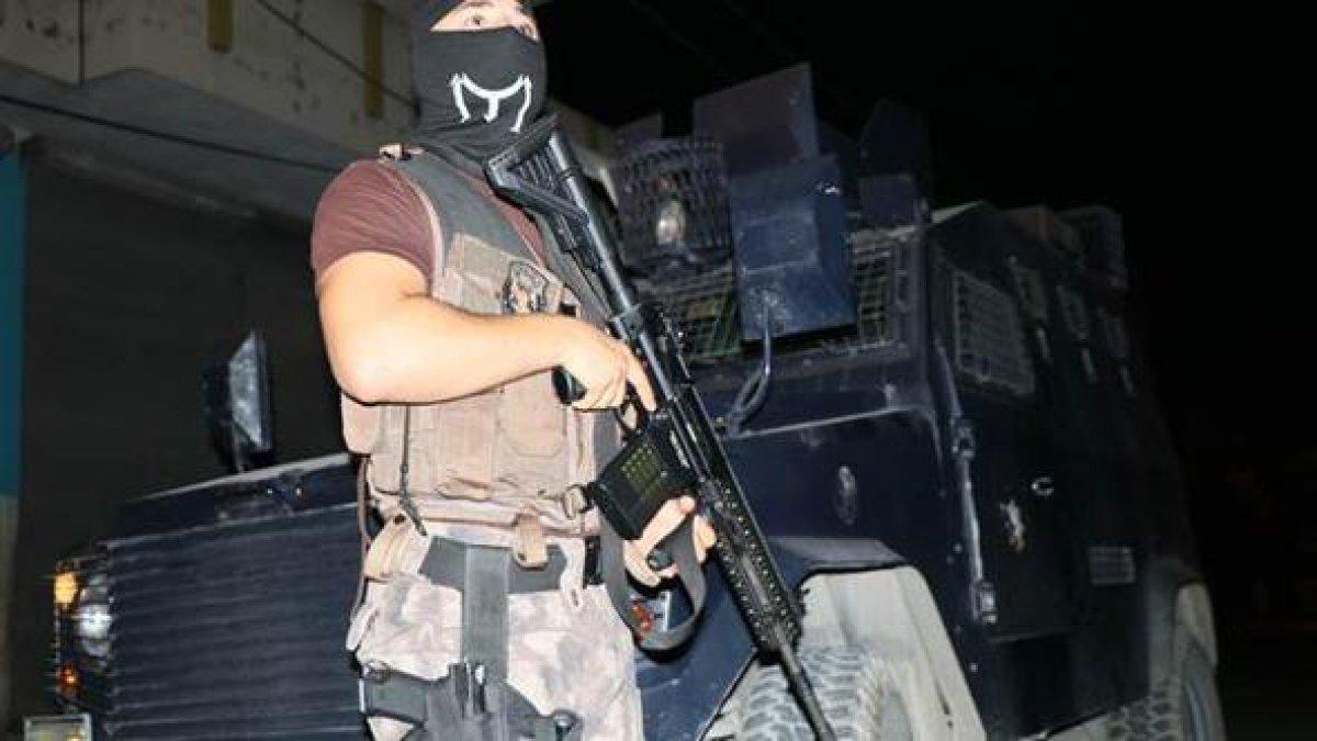 PKK'ya şafak vakti operasyonu: 20 gözaltı