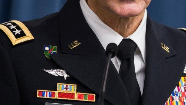 ABD'li general: Bizim çocuklar harekete geçti
