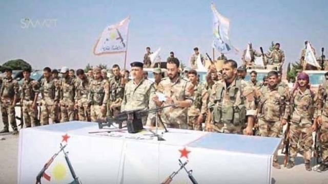 ABD PKK'ya yeni örgüt kurdurdu!