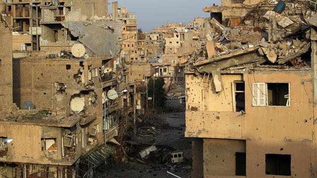 Rusya 200'den fazla IŞİD'li teröristleri öldürdü