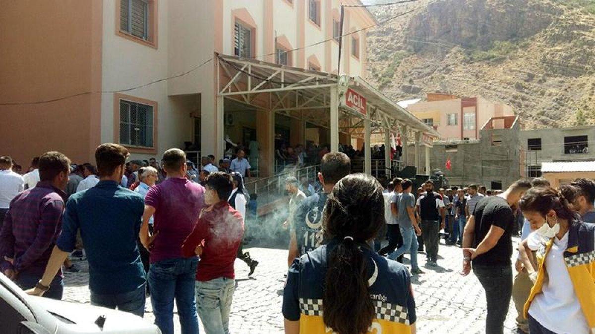PKK Şırnak'ta işçilere saldırdı: 3 şehit
