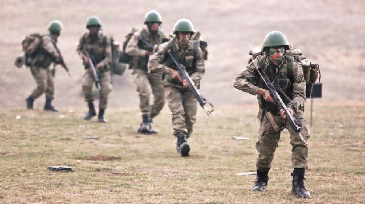 Suriye'de Türk Amerikan çatışması başladı