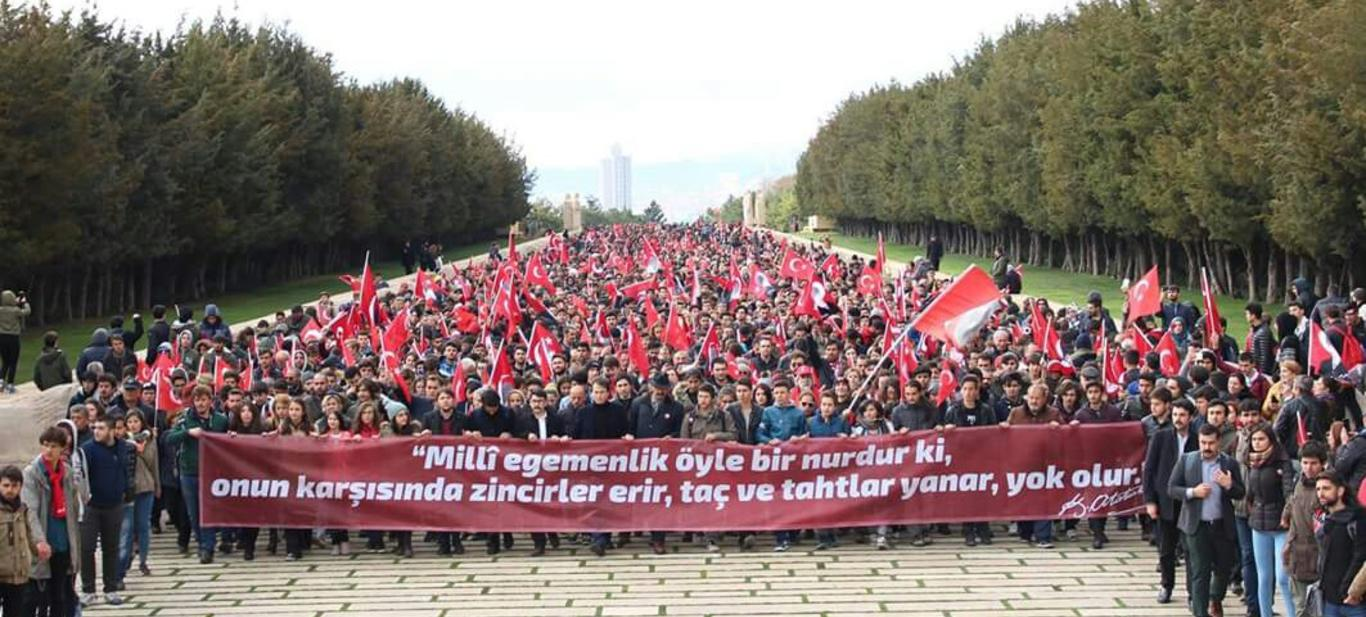 Türkiye'ye Hergün Bayram Yaşatacağız