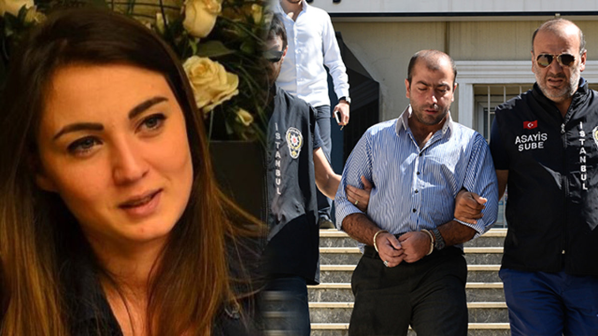 Ayşegül Terzi'ye saldıran Çakıroğlu'na hapis cezası!