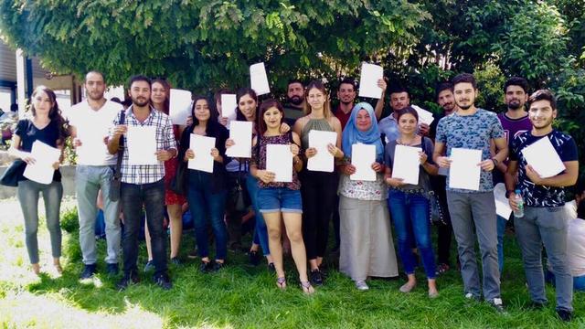 Muğla Sıtkı Koçman Üniversitesi'nde Formasyon Zaferi