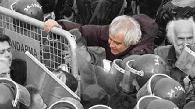 Ergenekon barikatlarında bir Jön Türk