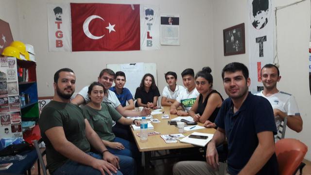 TGB Zonguldak yeni dönem çalışmalarını başlattı
