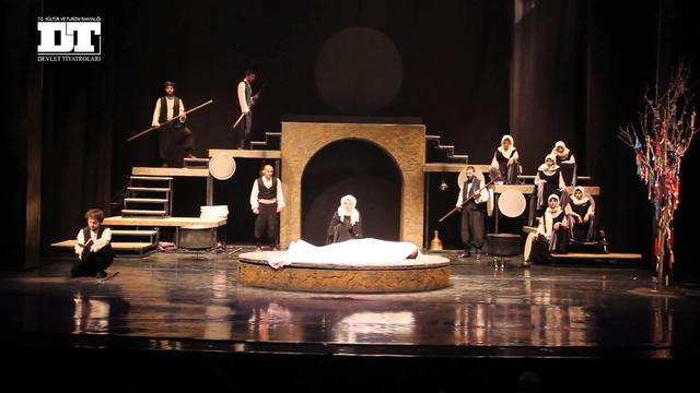 Devlet Tiyatroları 1 Ekim'de açılıyor