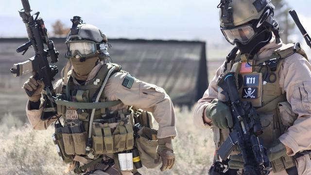 ABD'den Barzani'ye 650 Asker