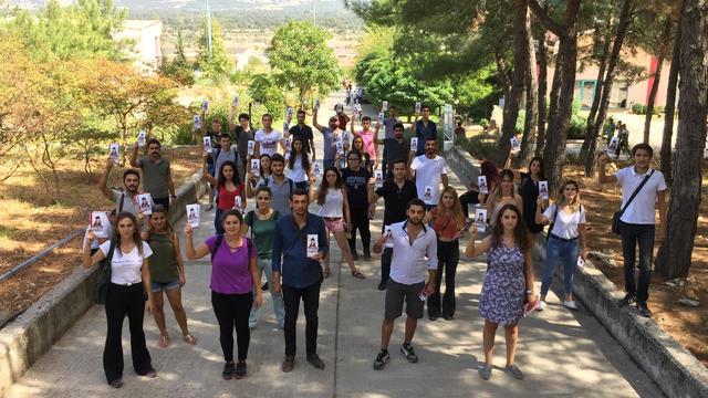 Muğla'da Atatürkçü vatansever gençlik rüzgarı esiyor!