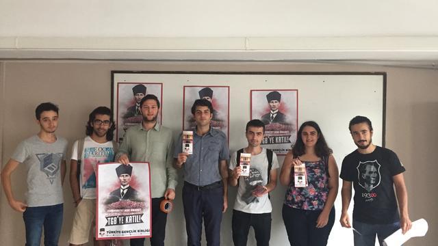 TGB İTÜ üniversite gençliğini TGB'ye çağırıyor