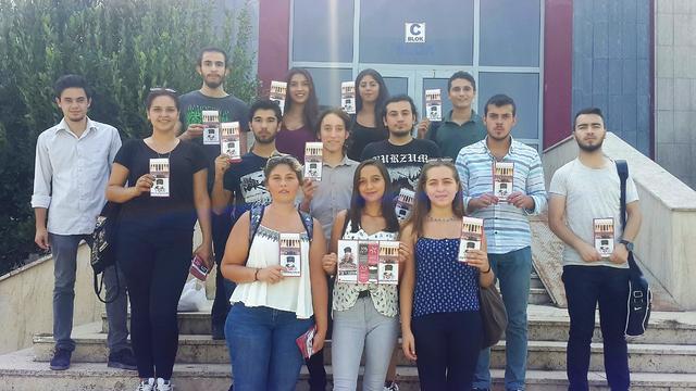 TGB Denizli'den çağrı: Atatürkçü gençliğe katıl!