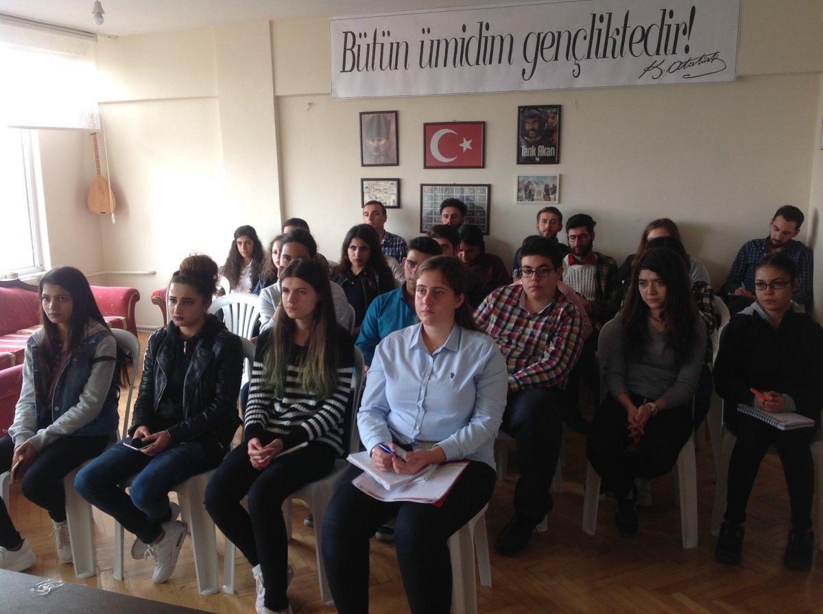 TGB Eskişehir İstiklal Yürüyüşü için kolları sıvadı