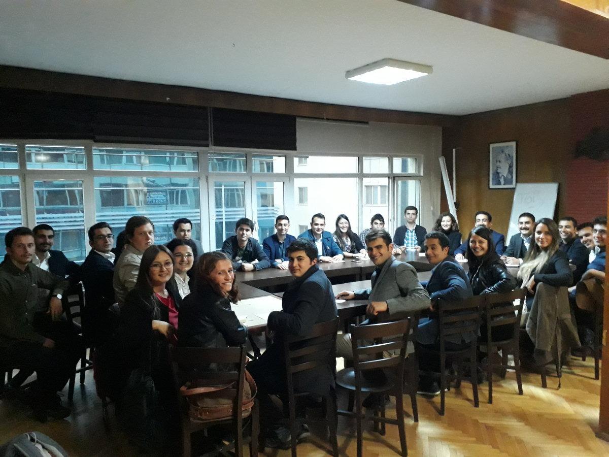 TGB Ankara yeni görevlendirmeleriyle döneme hazır