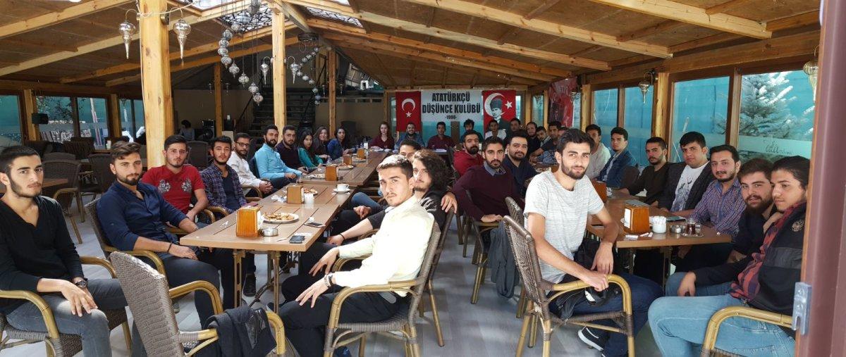 Cumhuriyet Üniversitesi Atatürkçülerin kalesi olacak