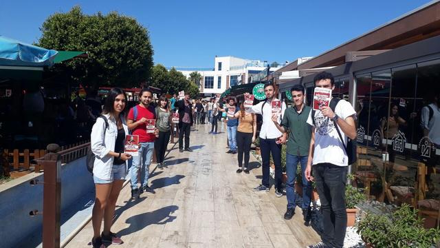 TGB Antalya İstiklal Yürüyüşü'ne hazırlanıyor