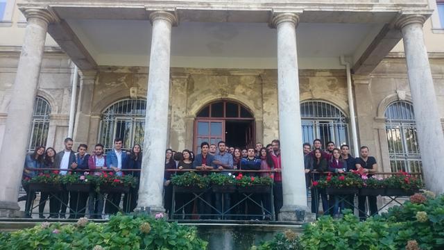 İstanbul Üniversitesi ADK İstiklal ruhunu yeniden yaşadı!