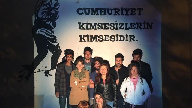 Pamukkale Üniversitesi Düşünce Topluluğu'ndan ilkokula destek