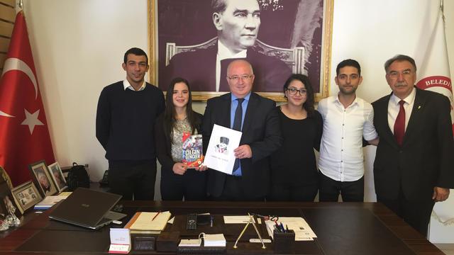 TGB Muğla'dan Menteşe Belediyesi'ne ziyaret!