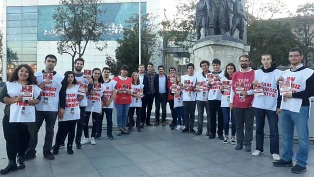 İstanbul İstiklal için 29 Ekim'de Ankara'da olacak