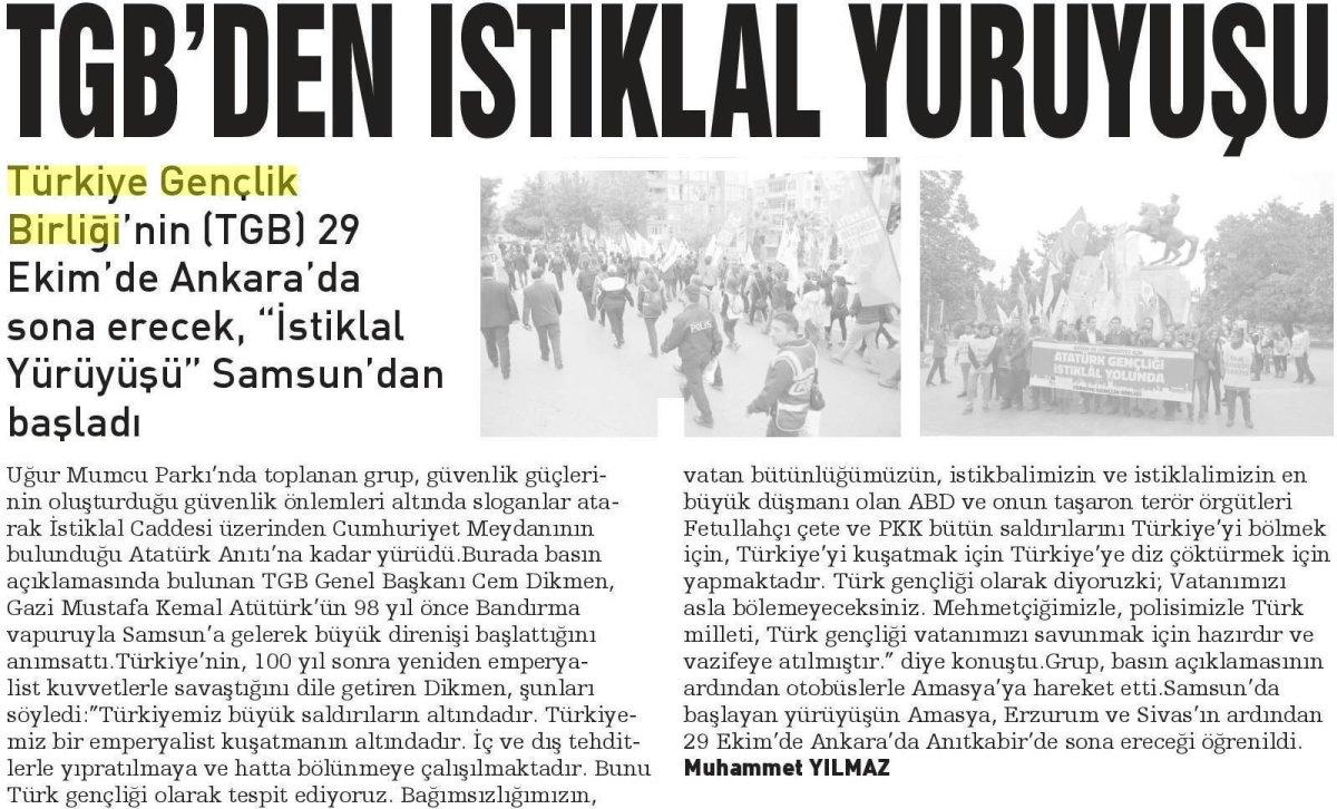 Samsun Denge Gazetesi