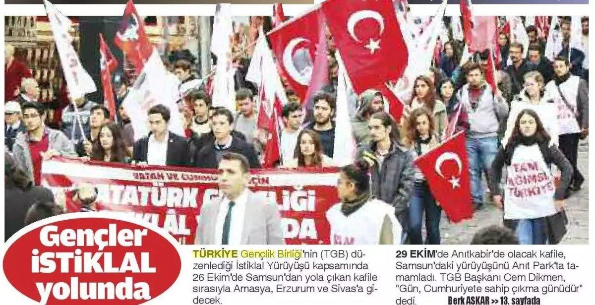 Samsun Gazete Gerçek