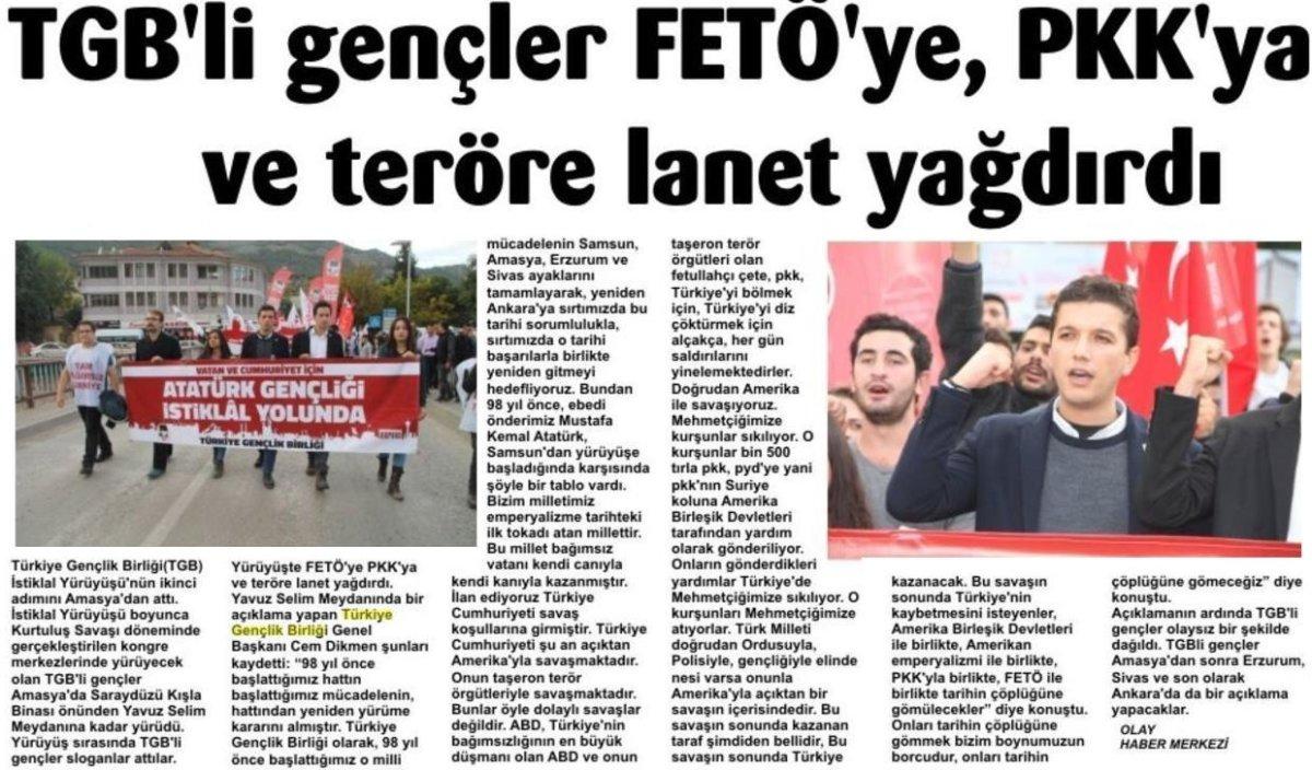Merzifon Olay Gazetesi